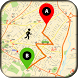 GPS Route Finder - Maps by Coder House