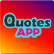 QuotesApp : Wallpaper & quotes by inspirational quotes in english