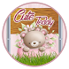 Cute Teddy Pink Theme by Launcher Fantasy