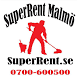 Super Rent Malmö by Appsson