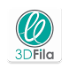 Impressão 3D Fila by Henrique Vilela