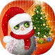 Christmas Wallpaper Live Theme by Super Cool Girl Games and Apps Free
