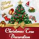 Christmas tree decoration idea by Elite Saga