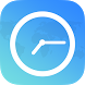 Time in Fresno California, USA by CoolAppClub