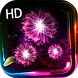Glowing Flowers Live Wallpaper by Funny Booth Apps For Kids