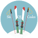 Ski QR Codes by Abedin Hyseni