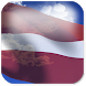 3D Latvia Flag by App4Joy