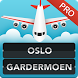 FLIGHTS Oslo Airport Pro by FlightInfoApps.com