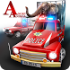 Angry Animals Police Transport by TrimcoGames