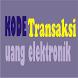 transaksi uang elektronik by Nur Riastini