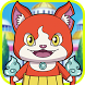 Jibanyan Battle YoKai Watch HD by iKe22 DevGames
