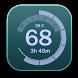Battery Circle Widget by SSVApps