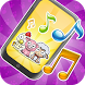 Baby Phone for kids by Education Toddlers App