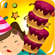 Sweet Cake Tower by Lef Studio