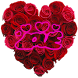 Imágenes de Rosas con Frases y Mensajes de Amor by Fanck Apps