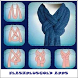 DIY Scarf Tutorial by flashplusgold