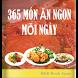 365 món ăn ngon mỗi ngày by B&K Book Apps