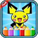 coloring pages world of pokemo by coloring world for kids