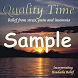 No Stress Quality Time Sample by Resourceful