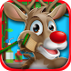 Christmas Shave Santa's Barber & Beard Salon FREE by Beansprites LLC
