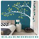 Free Bedroom Wall Painting Inspiration by elgendroid