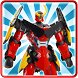 Robot Gundam Puzzles by Mon by Teera Apps