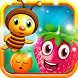 Fruit Crush - Sweet Jelly Smash Game by ZarnaaGames
