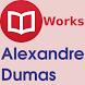 Alexandre Dumas Works by AVLStuff.com
