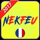 Nekfeu 2017 by ayoutoun