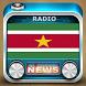 Radio News Suriname by radio world recommend hq