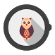 Owl Watch Face by RADEFFFACTORY