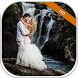 Waterfall Photo Frame by Redils Solu