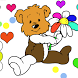 Fun Book with Coloring Pages by BOKGames