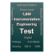 Instrumentation Engineering Test