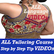 ALL Languages Latest Modern Tailoring Course App by ALL Concept Tutorial VIDEOs Apps 2017-18