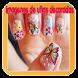 imágenes de uñas decoradas by Gaweruny