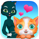 My New Fluffy Kitty Cat Care by Happy Duck
