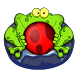 Frog: Bubble Shooter — Smash all balls! by Tomorrow Studios
