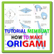 Easy Make Origami Tutorial by imediandroid