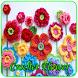 Desain Crochet Flowers