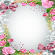 Love Flowers Photo Frames by Pretz dev