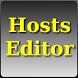 Hosts Editor by Bert Cotton