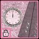 Pink diamond glitter theme by hotthemeteam