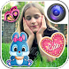 Cute Photo Stickers Editor by Ultimative Developer Face Whats 2016