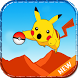 Super Pikachu jump adventure by enjoy4games