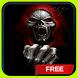 Evil Vampire Skull Live Wallpaper Theme Background by Dark Manta Studios