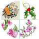 Embroidery Pattern Designs by Tokipok