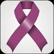 Purple Ribbon doo-dad by Dark Matter Lab