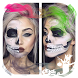 Scary Halloween Face Makeup Photo Editor by Neighborteam