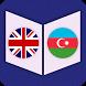 English Azerbaijan Dictionary by VB Nexcod